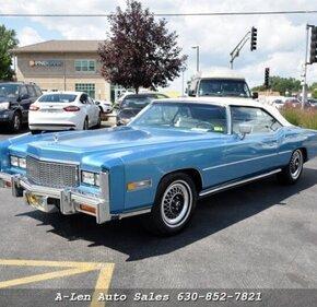 1976 Cadillac Eldorado for sale 101195249