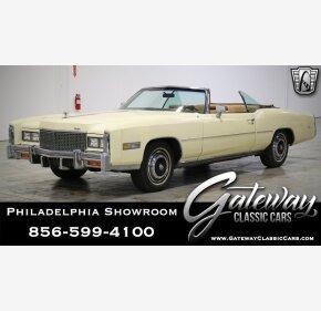 1976 Cadillac Eldorado for sale 101202751
