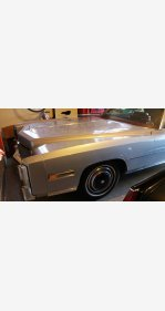 1976 Cadillac Eldorado Convertible for sale 101203101