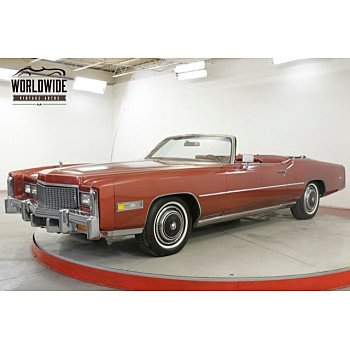1976 Cadillac Eldorado for sale 101208013