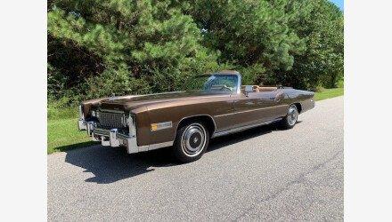 1976 Cadillac Eldorado for sale 101219273