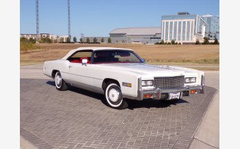 1976 Cadillac Eldorado Convertible for sale 101247265