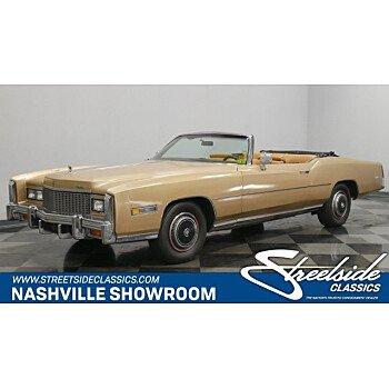 1976 Cadillac Eldorado Convertible for sale 101259846