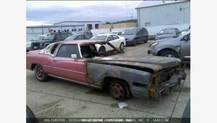 1976 Cadillac Eldorado for sale 101291810
