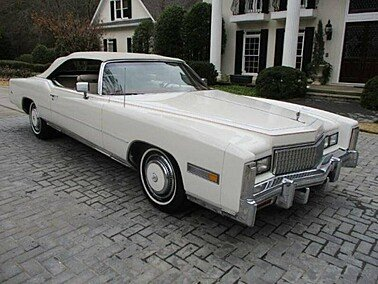 1976 Cadillac Eldorado for sale 101309487