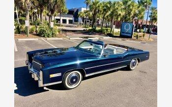 1976 Cadillac Eldorado Convertible for sale 101330255