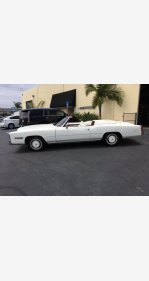 1976 Cadillac Eldorado for sale 101331050