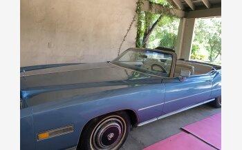 1976 Cadillac Eldorado Convertible for sale 101338103