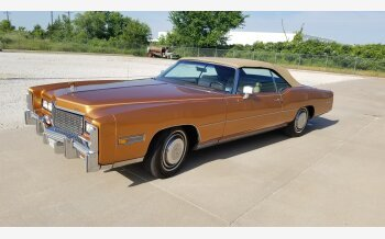 1976 Cadillac Eldorado Convertible for sale 101341110