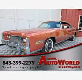 1976 Cadillac Eldorado Convertible for sale 101378660