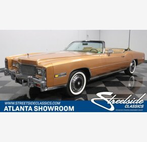 1976 Cadillac Eldorado Convertible for sale 101387601