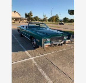 1976 Cadillac Eldorado for sale 101387684