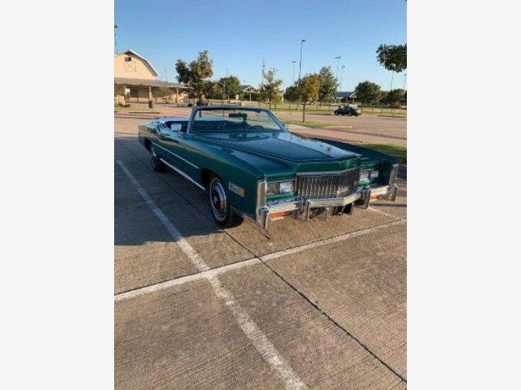 1976 Cadillac Eldorado for sale 101387684