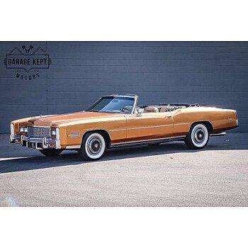 1976 Cadillac Eldorado for sale 101395240
