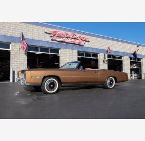 1976 Cadillac Eldorado for sale 101408049