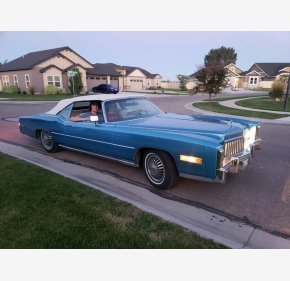 1976 Cadillac Eldorado Convertible for sale 101419218
