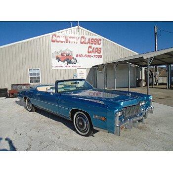 1976 Cadillac Eldorado for sale 101432625