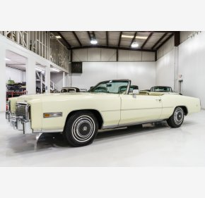 1976 Cadillac Eldorado for sale 101436426