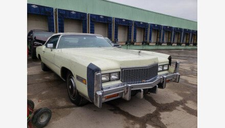 1976 Cadillac Eldorado for sale 101439741