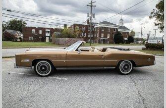 1976 Cadillac Eldorado Convertible for sale 101532207