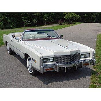1976 Cadillac Eldorado for sale 101604549