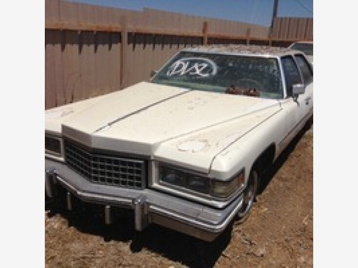 1976 Cadillac Fleetwood For Sale Near Phoenix Arizona 85085