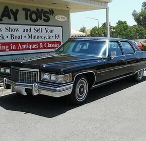 1976 Cadillac Fleetwood for sale 101086696
