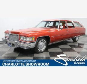 1976 Cadillac Fleetwood for sale 101228923