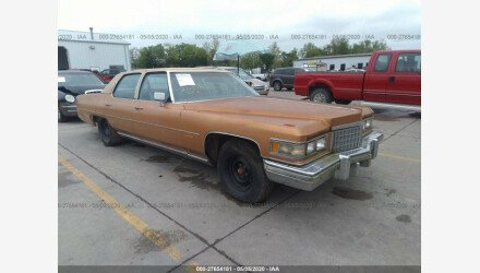 1976 Cadillac Fleetwood for sale 101324939