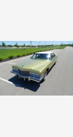 1976 Cadillac Fleetwood for sale 101336142