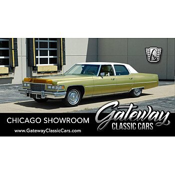 1976 Cadillac Fleetwood for sale 101517551