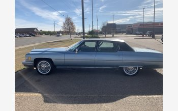 1976 Cadillac Fleetwood Brougham for sale 101304989