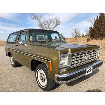 1976 Chevrolet Blazer for sale 101001575