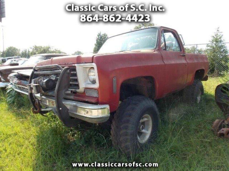 Chevrolet Blazer Classics For Sale Classics On Autotrader