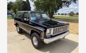 1976 Chevrolet Blazer for sale 101353305