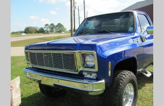 1976 Chevrolet C/K Truck Scottsdale for sale 101426893