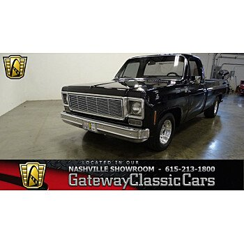 1976 Chevrolet C/K Truck for sale 101057913
