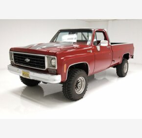 1976 Chevrolet C/K Truck for sale 101340276