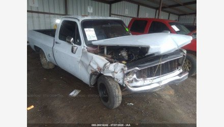 1976 Chevrolet C/K Truck for sale 101346777
