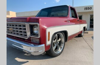 1976 Chevrolet C/K Truck Silverado for sale 101371944