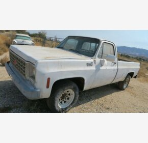 1976 Chevrolet C/K Truck Custom Deluxe for sale 101400065