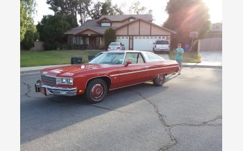 1976 Chevrolet Caprice Classic Coupe for sale 101274519