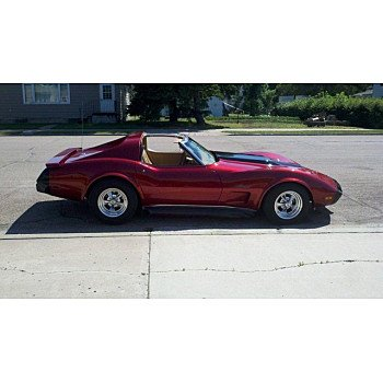 1976 Chevrolet Corvette Coupe for sale 100722327