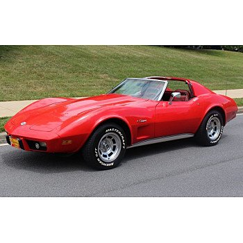 1976 Chevrolet Corvette for sale 100987294