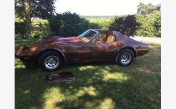 1976 Chevrolet Corvette Coupe for sale 101008408