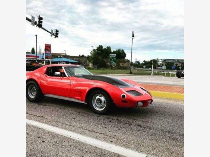 1976 Chevrolet Corvette for sale 101065010