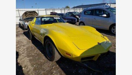 1976 Chevrolet Corvette for sale 101442010