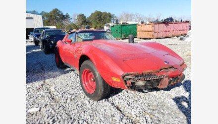 1976 Chevrolet Corvette for sale 101443778