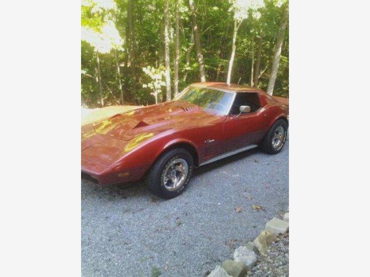 1976 Chevrolet Corvette for sale 101546629