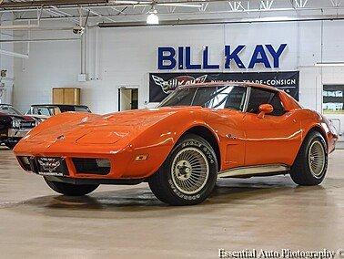 1976 Chevrolet Corvette for sale 101555260